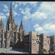Postales: POSTAL DE BARCELONA Nº446 LA CATEDRAL. Lote 19230900