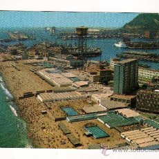 Postais: PLAYA DE LA BARCELONETA (BARCELONA). Lote 19530473