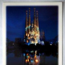 Postales: BARCELONA. SAGRADA FAMILIA. Lote 19547822