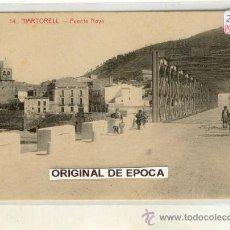 Postales: (PS-17530)POSTAL DE MARTORELL-PUENTE NOYA. Lote 19604773