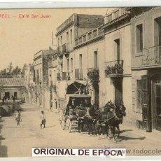 Postales: (PS-17524)POSTAL DE MARTORELL-CALLE SAN JUAN.DILIGENCIA. Lote 19604787