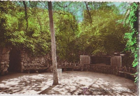 MANANTIAL BURRIACH,FOTO GUELL-ARGENTONA (Postales - España - Cataluña Moderna (desde 1940))