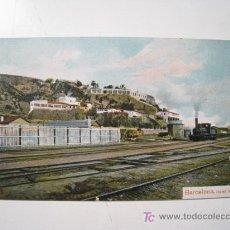 Postales: POSTAL BARCELONA: HOTEL MIRAMAR. Lote 20191898