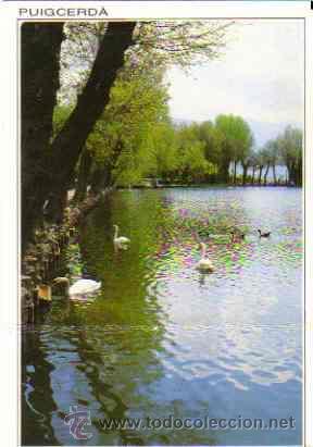 PUIGCERDA (GIRONA) - LLAC (FUERTE DOBLEZ) (Postales - España - Cataluña Moderna (desde 1940))