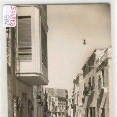 Postales: (PS-18405)POSTAL DE PERELLO(TARRAGONA)-CALLE DE CASTELAR. Lote 20418782