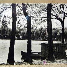 Postales: POSTAL, PUIGCERDA, EL LAGO, EDICIONES CERETANIA, CIRCULADA, 1950. Lote 20472380
