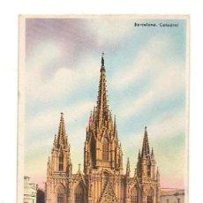 Postales: BARCELONA. CATEDRAL. . Lote 20686944