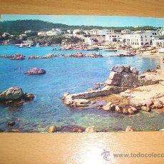 Postales: CALELLA DE PALAFRUGELL-SECTOR SUR-1970. Lote 20818492