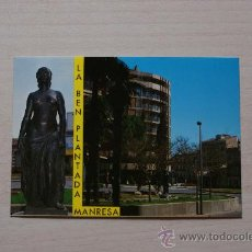 Postales: POSTAL DE MANRESA LA BEN PLANTADA Nº 36. Lote 20923472