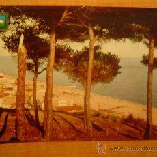 Postales: POSTAL CANET DE MAR (BARCELONA) VISTA PARCIAL PLAYA SIN CIRCULAR . Lote 21308329