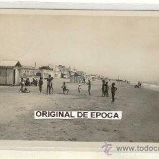 Postales: (PS-19056)POSTAL FOTOGRAFICA DE VENDRELL-PLAYA DE SAN SALVADOR. Lote 21568434