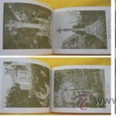 Postales: BLOC FOTOS : MONTSERRAT 80 VISTAS. U.I.O.G.D.. Lote 21875053