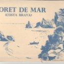 Postales: LLORET DE MAR.DESPLEGABLE. 9 VISTAS.VEA MAS COLECCIONSIMO EN RASTRILLOPORTOBELLO. Lote 24269943