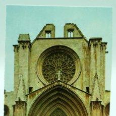 Cartoline: POSTAL TARRAGONA CATEDRAL FOTO RAYMOND AÑOS 70 SIN CIRCULAR. Lote 21995077