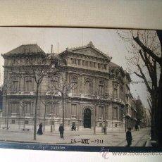 Postais: POSTAL ANTIGUA BARCELONA. GRACIA ARQUITECTO SABATER. ESCRITA EL 24/07/1911. . Lote 24703719