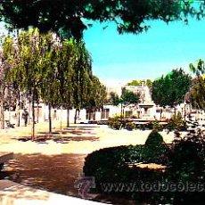 Postales: POSTAL PINEDA PASEO DE LAS MELIAS. Lote 22061540