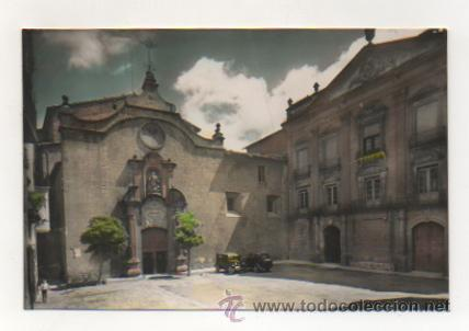 SOLSONA. PLAZA PALACIO. (ZERKOWITZ, Nº 59) (Postales - España - Cataluña Antigua (hasta 1939))