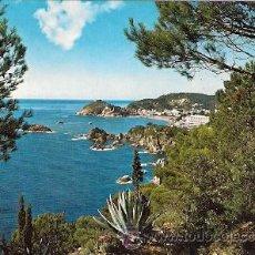 Postales: TOSSA DE MAR (COSTA BRAVA) - VISTA PARCIAL. Lote 22249980