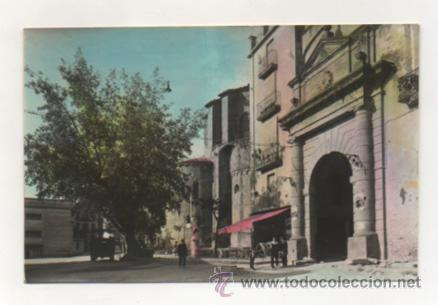 SOLSONA. ENTRADA A LA CIUDAD. (RAYMOND, Nº 17) (Postales - España - Cataluña Antigua (hasta 1939))