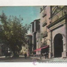 Postales: SOLSONA. ENTRADA A LA CIUDAD. (RAYMOND, Nº 17). Lote 22285322