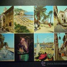 Postales: 6511 ESPAÑA SPAIN ESPAGNE CATALUÑA BARCELONA SITGES POSTCARD AÑOS 60/70 - TENGO MAS POSTALES. Lote 22358517