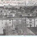 Postales: POSTAL DE TORTOSA , PLAZA DE TOROS , CIRCULADA EN 1911 CON SELLO DE EPOCA. Lote 22383436
