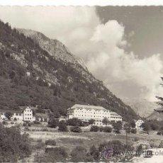 Postales: 459-VALLE DE BOHÍ (LÉRIDA) - BALNEARIO DE CALDAS DE BOHÍ- HOTEL EL MANANTIAL. Lote 26994353
