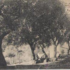 Postales: FIGARO - LA LLOBETA Nº 12 PAISATJE DEL CENTRE DE LA PLAÇA -1916-. Lote 22680980