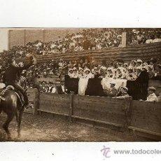 Postales: VICH - POSTAL FOTOGRAFICA CORRIDA DE TOROS - . Lote 25335774