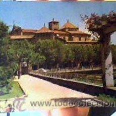 Postales: PARQUE BALMES Y CATEDRAL(VICH).Nº 522.FITER.1967.SIN CIRCULAR. Lote 22716126