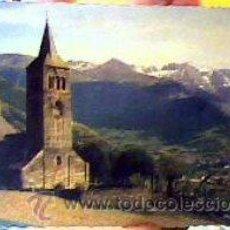 Postales: EL VALLE DE ARÁN.IGLESIA DE VILACH Y PANORÁMICA DE VIELLA(PIRINEOS DE LÉRIDA);FOURNIER.SIN CIRCULAR. Lote 22766893