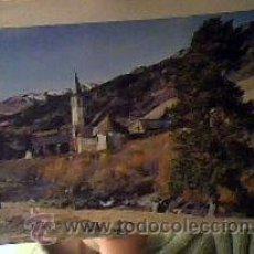 Postales: SANTUARIO DE NTRA.SRA DE MONTGARRI.PIRINEOS DE LÉRIDA.VALLE DE ARÁN(LÉRIDA).Nº5069.GARRABELLA.50´S. Lote 22868836