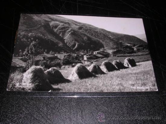 SETCASAS,FOTO.MONCANET,14X9 CM. CIRCULADA 1963, (Postales - España - Cataluña Moderna (desde 1940))