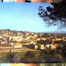 Postales: VISTA GENERAL DESDE LA AUTOPISTA.LA GARRIGA(BARCELONA).Nº4549.ESCUDO DE ORO.SIN CIRCULAR. Lote 23013311