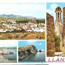 Postales: LLANSA. Lote 23044421