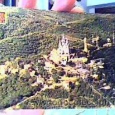 Postales: TIBIDABO.VISTA AÉREA DESDE LA CUMBRE(BARCELONA).Nº208.SOBERANAS.1962.SIN CIRCULAR.. Lote 23085223