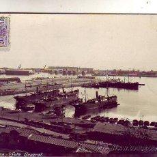 Postales: BARCELONA - VISTA GENERAL.. Lote 23237338