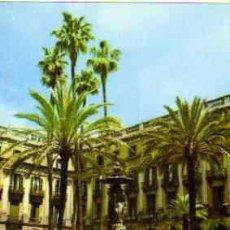 Postales: BARCELONA - PLAZA REAL. Lote 23242342