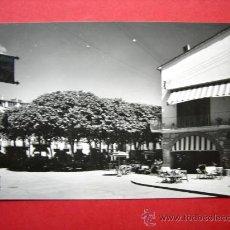 Postales: PLAZA DE ESPAÑA - BAÑOLAS. Lote 23405771