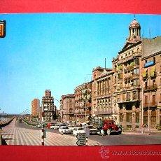 Postales: LLEIDA - AVINGUDES DE BLONDEL I MADRID.. Lote 23417312