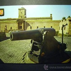 Postales: 7679 ESPAÑA SPAIN CATALUÑA BARCELONA CASTILLO DE MONTJUICH POSTCARD AÑOS 60/70 - TENGO MAS POSTALES. Lote 23427077