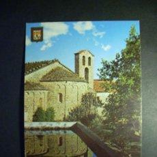 Postales: 7713 ESPAÑA SPAIN CATALUÑA BARCELONA MONTSERRAT SANTA CECILIA CAPILLA AÑOS 60/70 TENGO MAS POSTALES. Lote 23427875