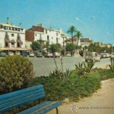 Postales: VILANOVA I LA GELTRU BARCELONA 1973 VILLANUEVA Y GELTRU. Lote 23489660