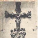 Postales: PS3264 TORTOSA 'SANTO CRISTO PALAU'. NÚM. 9. FOT. R. BORRELL. CON PUBLICIDAD DE ELIXIR.. Lote 23587901