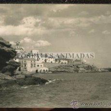 Postales: (02389) AMETLLA DE MAR - ACANTILADO PUEBLO Y PUERTO - JLT Nº11. Lote 26991350