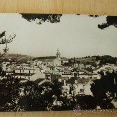 Postales: CANET DE MAR / BARCELONA. VISTA GENERAL. ED / E.M - AÑOS 50. NUEVA SIN CIRCULAR.. Lote 24054320