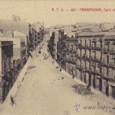 Postales: TARRAGONA - 401 CALLE DE LA UNIÓN. Lote 24128876