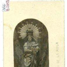 Postales: (PS-21058)POSTAL FOTOGRAFICA DE LA FIGUERA(TARRAGONA)-MARE DE DEU DE LA MOLA. Lote 24173253