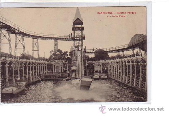 BARCELONA.- SATURNO PARQUE (Postales - España - Cataluña Antigua (hasta 1939))