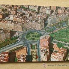 Postales: BARCELONA. PLAZA DE CALVO SOTELO ( FRANCESC MACIÀ ) AÑOS 70. SIN CIRCULAR / ESCRITA. Lote 24236342